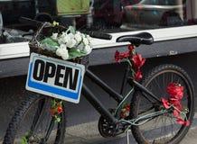Otwiera rower Obraz Stock