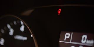 Otwiera samochodowych drzwi ikonę Obraz Royalty Free