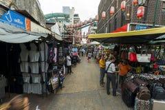Otwiera ulicznego rynek Obrazy Stock