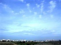 Ou panorama de Yehuda do dezembro de 2004 sul Fotografia de Stock