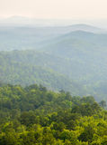 Ouachita Mountains Stock Image