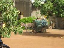 Ouagadougou förlorad samling Royaltyfri Foto