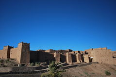 Ouarzazate Kasbah Royalty Free Stock Images