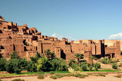 Ouarzazate  in  Morocco Stock Image