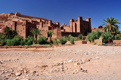 Ouarzazate in Morocco Stock Photography