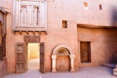 Decoration in Atlas Corporation Studios. Ouarzazate Stock Photo