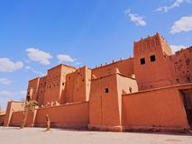 Ouarzazate, Morocco Stock Images