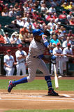 Ouate en feuille d'Alfonso Soriano Image stock