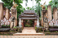 Oub Kham Museum Royalty Free Stock Photography