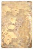 Oud aan flarden geweven document Royalty-vrije Stock Fotografie