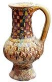 Oud aardewerk stock afbeelding
