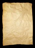 Oud afgebrokkeld document Royalty-vrije Stock Fotografie
