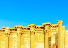 Oud Agora Royalty-vrije Stock Foto