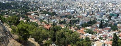 Oud Agora van Athene Royalty-vrije Stock Foto