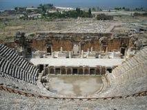 Oud amfitheater Stock Afbeeldingen