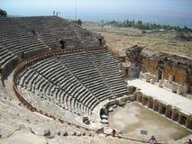 Oud amfitheater Royalty-vrije Stock Foto