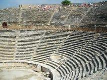 Oud amfitheater Royalty-vrije Stock Fotografie