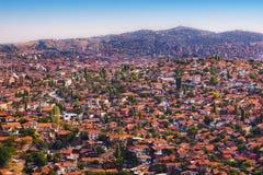 Oud Ankara Turkije stock fotografie
