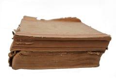 Oud, antiek boek royalty-vrije stock foto