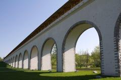 Oud aquaduct Royalty-vrije Stock Afbeelding