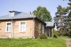 Oud Astronomisch Waarnemingscentrum, Lviv, de Oekraïne stock foto's
