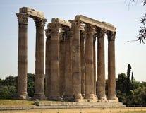 Oud in Athene Griekenland Royalty-vrije Stock Afbeelding