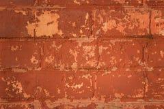 Oud bakstenen muur en gipspleister abstract patroon voor achtergrond royalty-vrije stock afbeelding