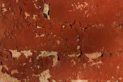 Oud bakstenen muur en gipspleister abstract patroon voor achtergrond royalty-vrije stock afbeeldingen
