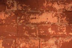 Oud bakstenen muur en gipspleister abstract patroon voor achtergrond royalty-vrije stock fotografie