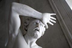 Oud beeldhouwwerk Royalty-vrije Stock Fotografie