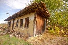 Oud berghuis. Royalty-vrije Stock Fotografie