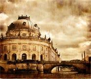 Oud Berlijn Royalty-vrije Stock Foto's