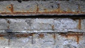 Oud beton stock fotografie