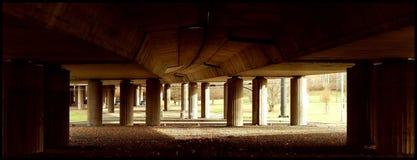 Oud beton Royalty-vrije Stock Afbeeldingen