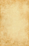 Oud Bevlekt Document vector illustratie