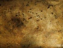 Oud bladmetaal met roest nr 2 Royalty-vrije Stock Foto's