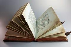 Oud boek stock afbeelding