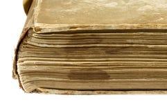 Oud boek (1911) stock afbeelding