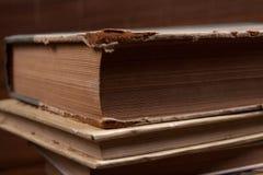 Oud boek Stock Fotografie