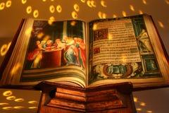 Oud boek royalty-vrije illustratie