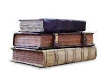 Oud-boek Stock Foto