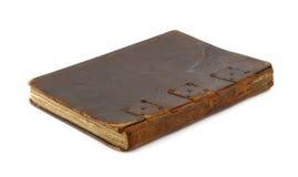 Oud boek royalty-vrije stock afbeelding