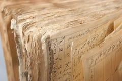 Oud boek #5 royalty-vrije stock fotografie