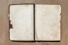Oud boek Royalty-vrije Stock Foto