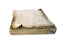 Oud boek. Royalty-vrije Stock Foto