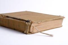 Oud boek/fotoalbum Royalty-vrije Stock Foto