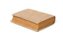 Oud boek op wit Royalty-vrije Stock Afbeelding