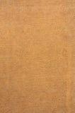 Oud bruin grungedocument met ruimte voor tekst of beeld Royalty-vrije Stock Foto