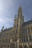 Oud Brussel Royalty-vrije Stock Foto's