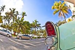 Oud Buick van de tribunes van 1954 Royalty-vrije Stock Afbeelding